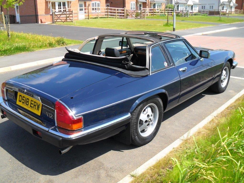 1987 Jaguar Xjs C V12 Auto Jaguar Auto Bmw Car