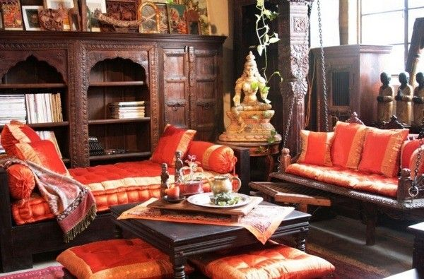 Room Cool Interior Design Ideas In The Indian Style
