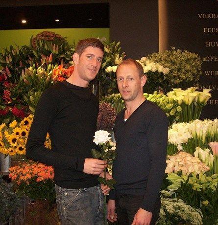 Nieuwsblad.be over Young Amadeus Flowers.
