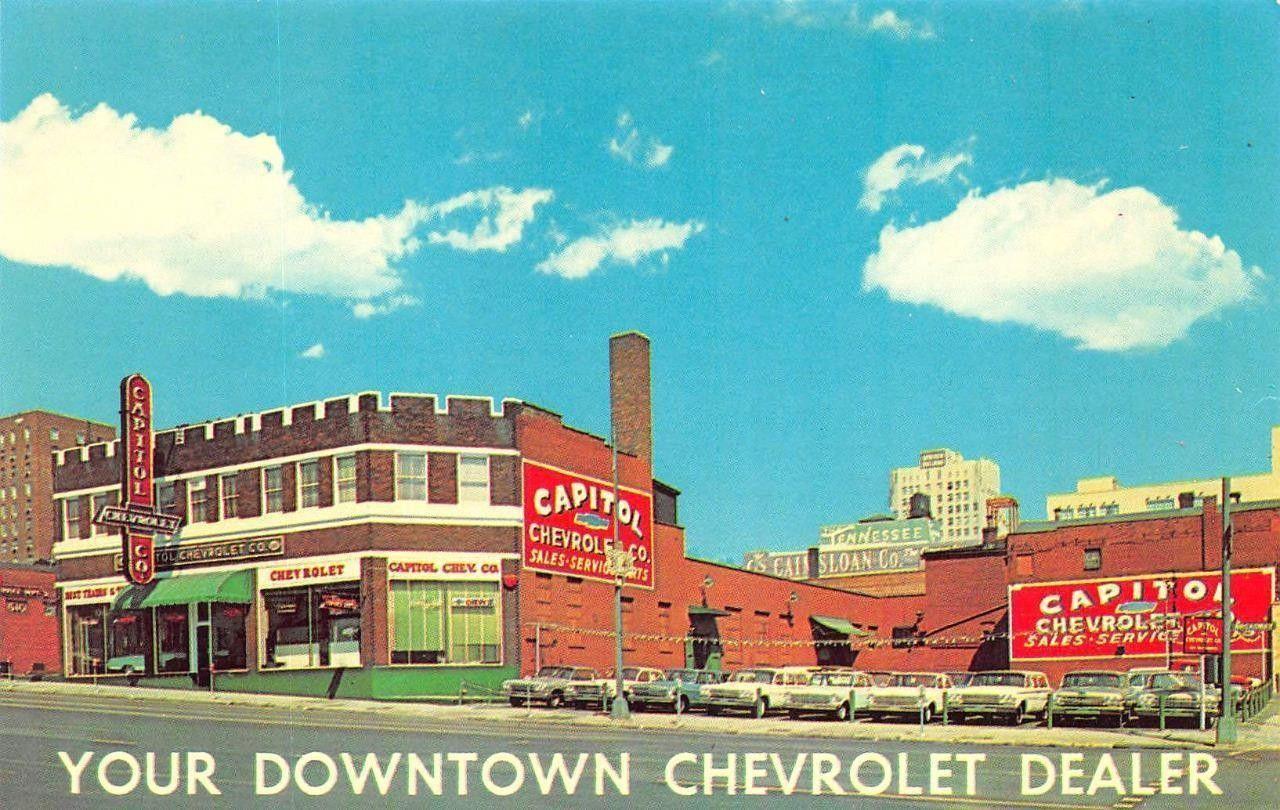Capitol Chevrolet Co Dealership Nashville Tennessee Car Dealership Dealership Chevrolet
