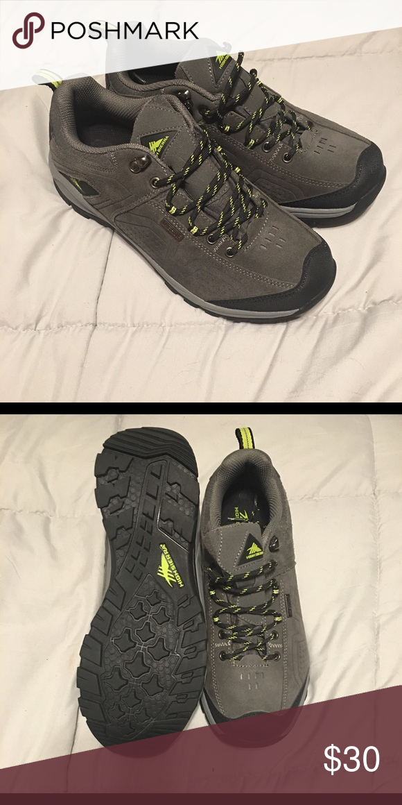 premium selection 48f46 58884 High Sierra hiking sneakers High Sierra hiking sneaker. Leather and  waterproof. Never worn!