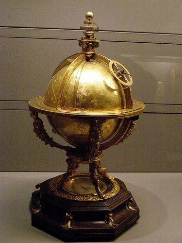 19th cent. scientific instruments in the Arts et Metier Paris