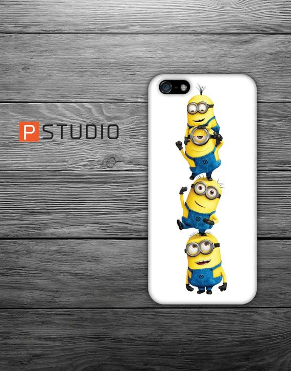 PIP019  Despicable Me Minions  Iphone Case  Iphone by PStudioShop
