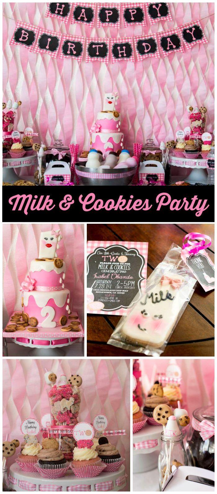 Milk & Cookies / Birthday \