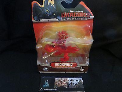 Hookfang Racing Dragon w/Stripes How to Train Your Dragon Defenders of Berk Mini
