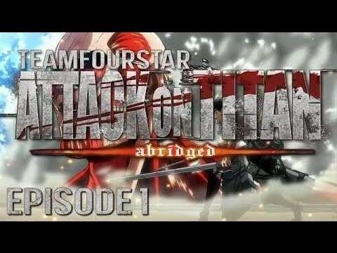 Attack on Titan Abridged (Team Four Star) - Episode 1 (CC ...