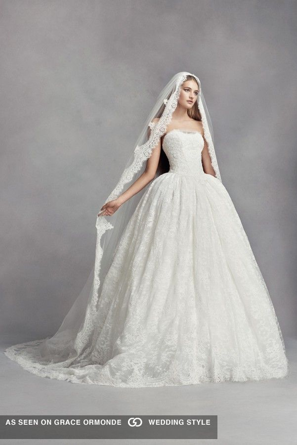 Vera White By 2017 Bridal Gown