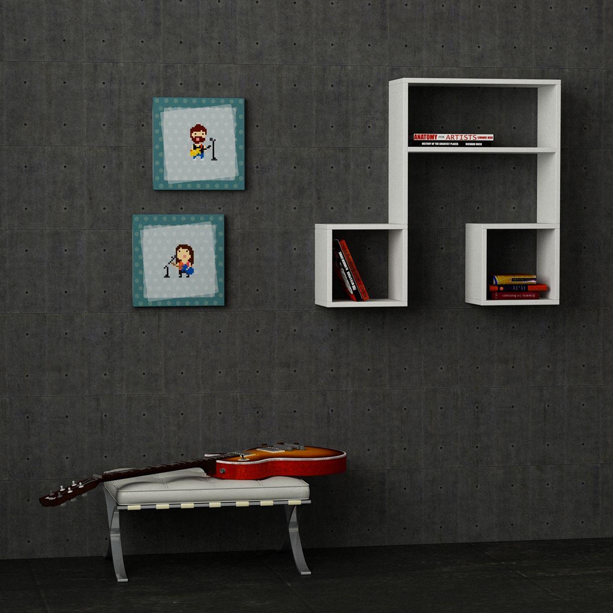 Divertiti, scherza, gioca ed inventa: come? Con le nostre mensole! Interpretale con il tuo stile, scegli il tuo colore e riempile dei tuoi oggetti più cari.