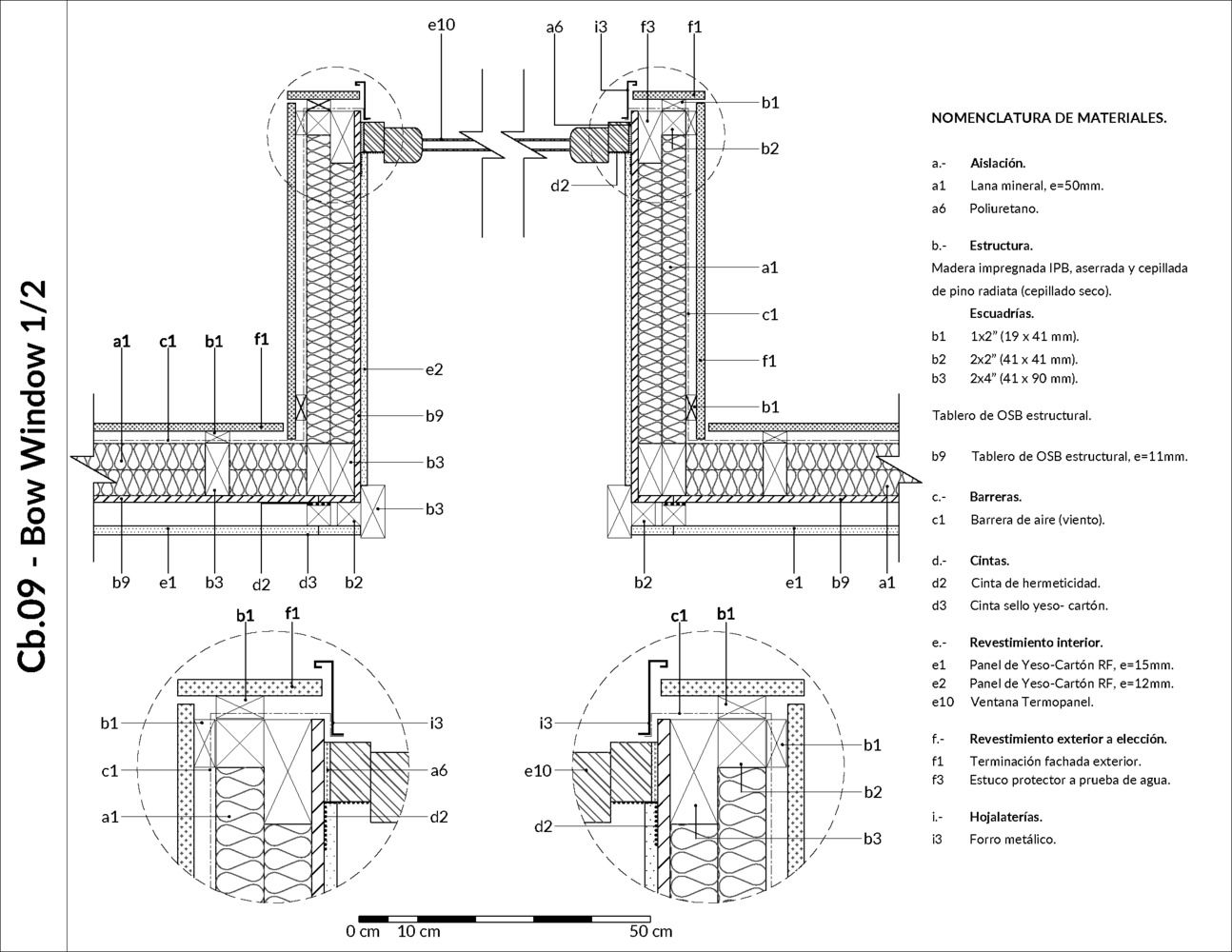 Gallery of From Foundations to Roofs: 10 Detailed Wood