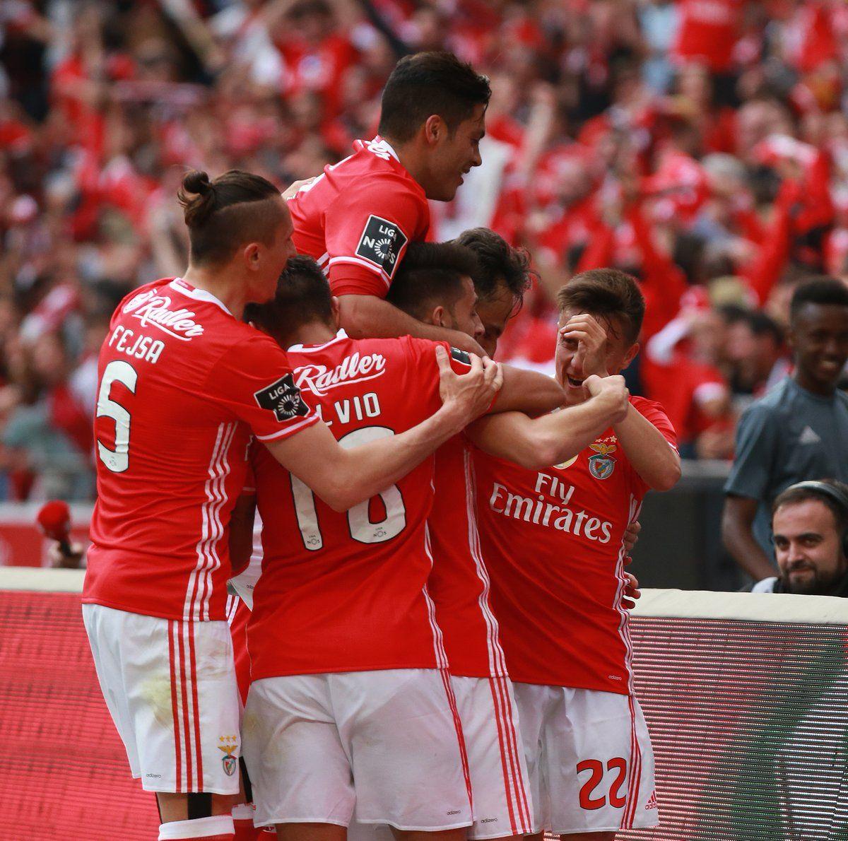 SL Benfica EN (slbenfica_en) Twitter Deportes