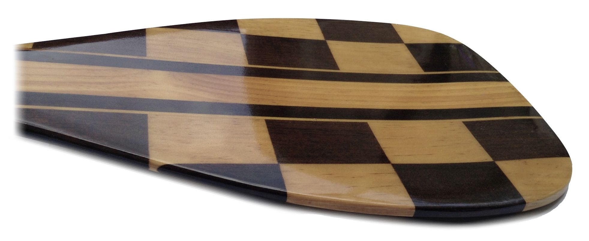 Deppen custom wood canoe paddles - Handcrafted Sup Paddle