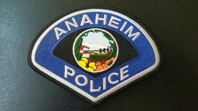 Anaheim Police Honor Guard Patch Orange County California Current Issue Police Police Patches Police Department