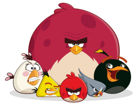 Angry Birds Brunswick Angry Birds Birds Bird