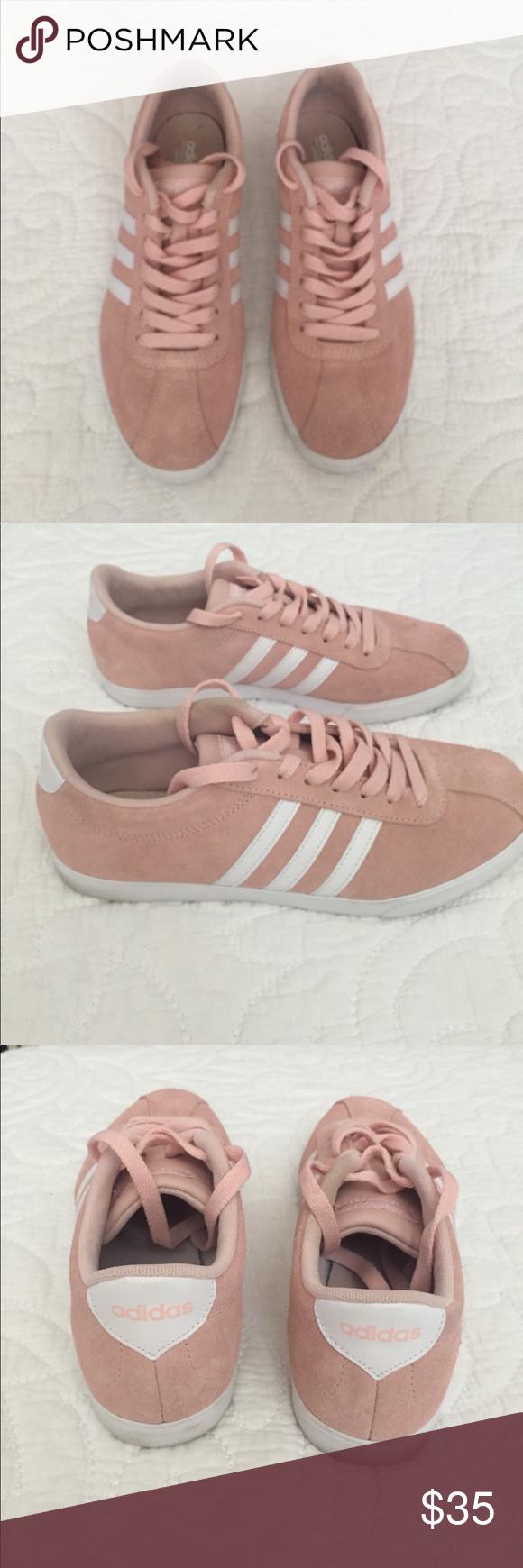Adidas neo courtset scarpe rosa arrossire ti adidas tennis