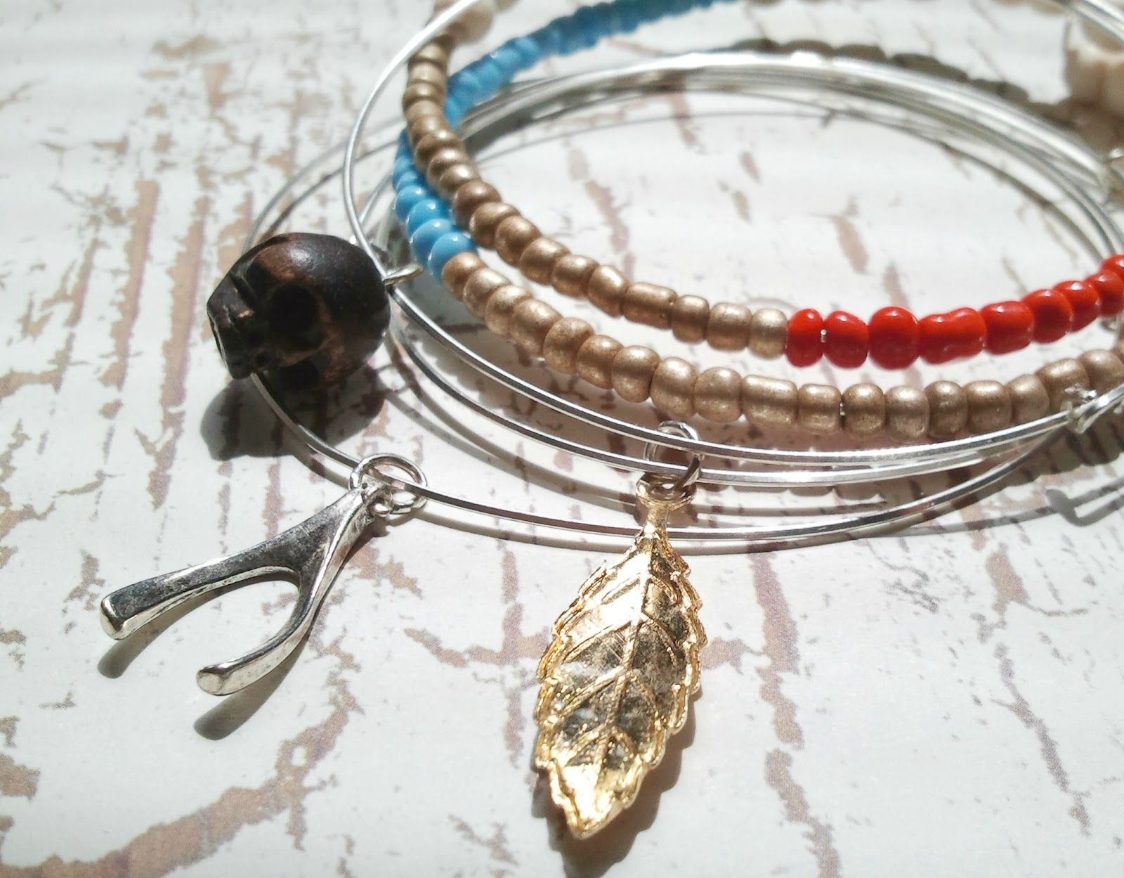 Alex And Ani Style Bracelets