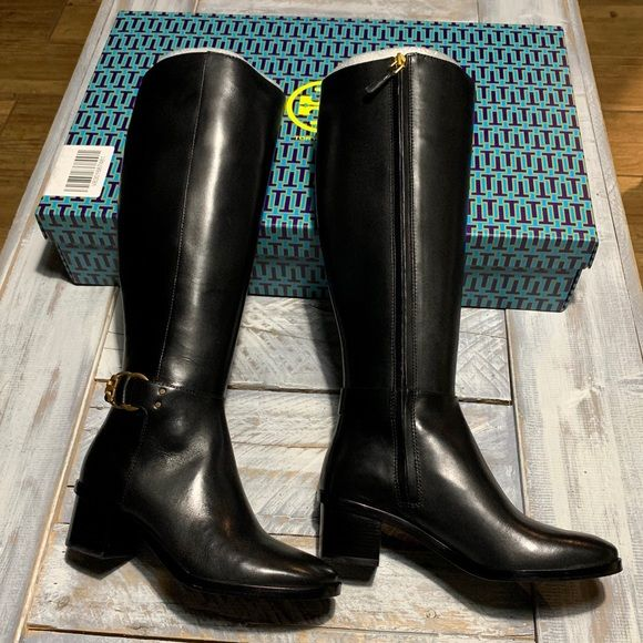 5b91db91614 🖤Tory Burch - Marsden Boot🖤 SIZE INFO True to size. DETAILS   CARE ...