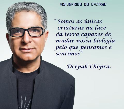 OS CIENTISTAS DA NOVA ERA- Dr Deepak Chopra-As 7 Leis Espirituais ...