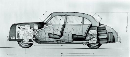 1952 BMW 501 Sedan | BMW M Power Alpina Messerschmitt | Pinterest ...