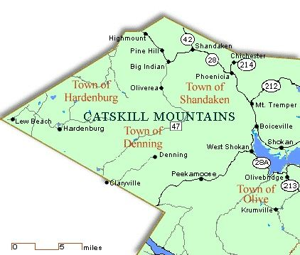 Map Of New York Upstate.My Side Of The Mountain Summary Catskill Mountains Map Msotm
