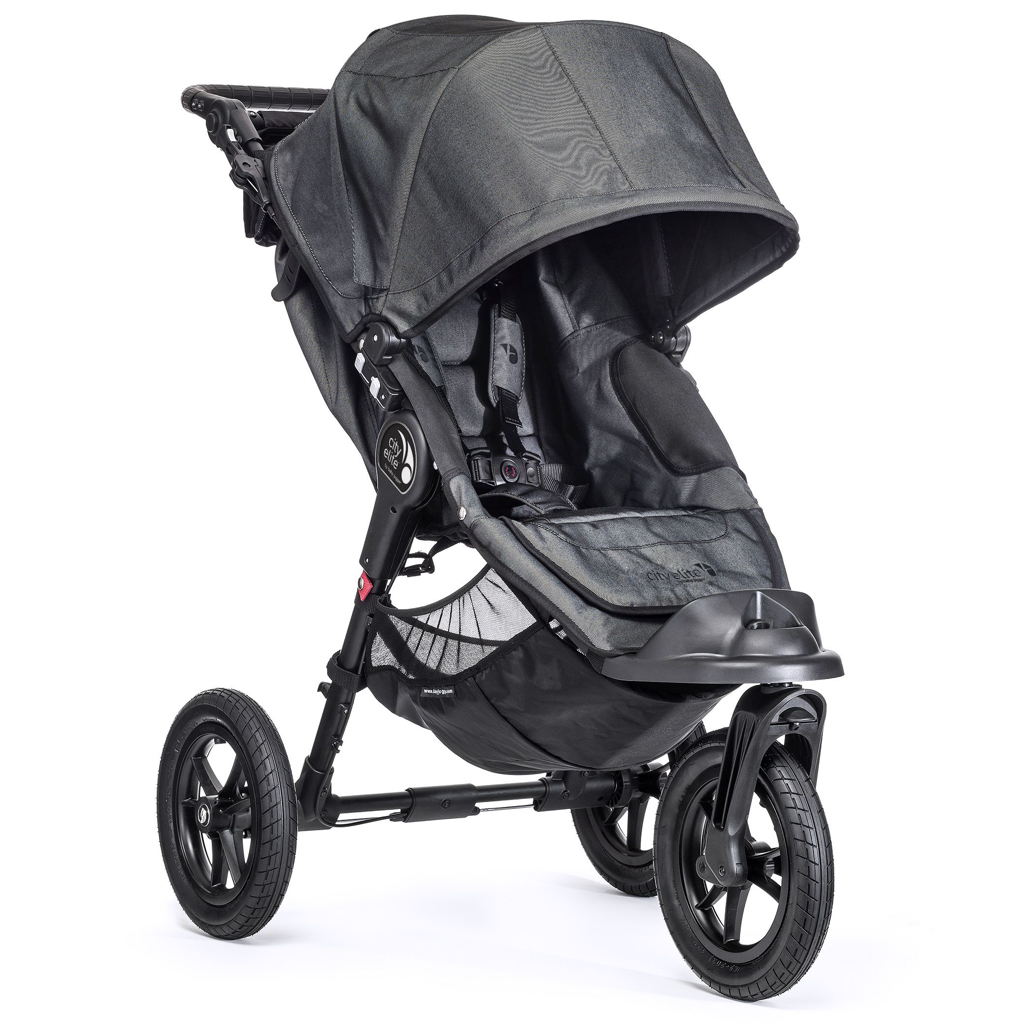 Take your baby on a smooth ride in Baby Jogger City Mini Zip Stroller offered by us City Mini Zip is pact in size with fortable seat functionality