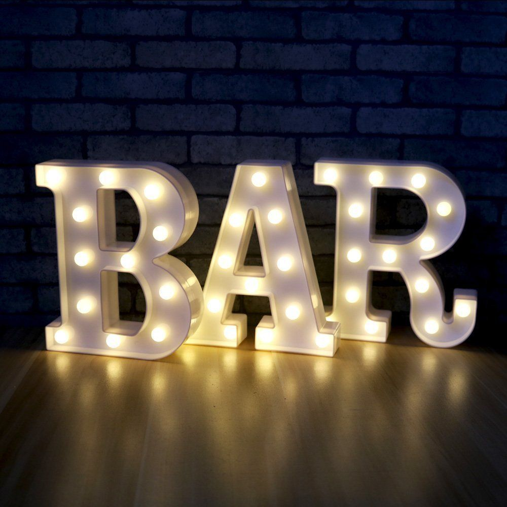 10++ Marquee letter lights south africa ideas