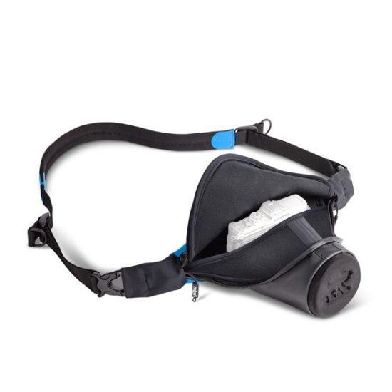 IPX3 등급을 충족시키는 줌백형 카메라 가방