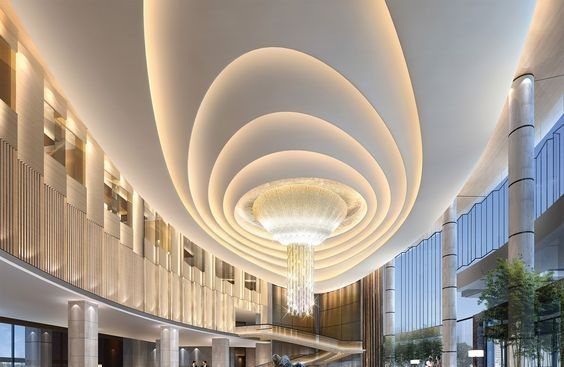 40 Latest Gypsum Board False Ceiling Designs With Led