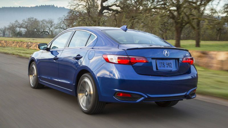 2017 Acura Ilx Review With Photos, Horsepower, Specs And