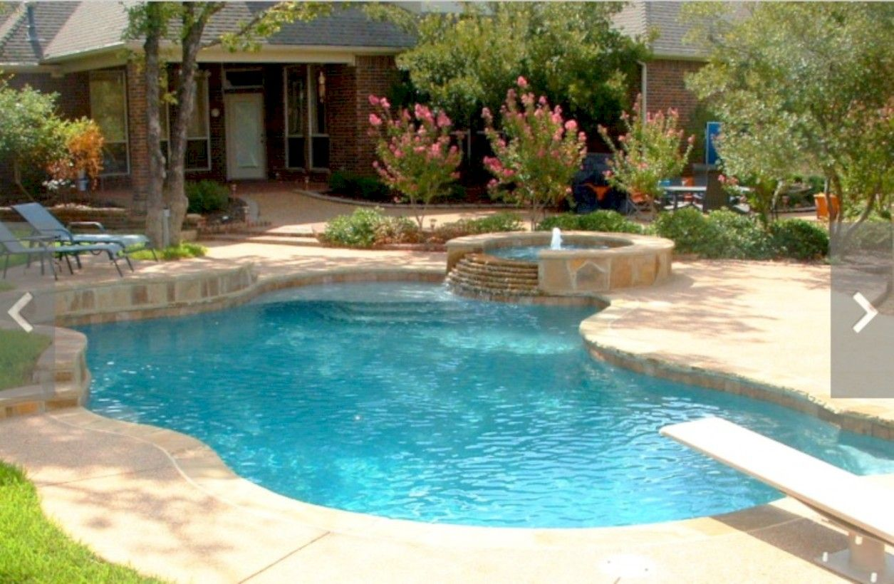 60 Amazing Lazy L Swimming Pool Ideas Swimming Pools Backyard