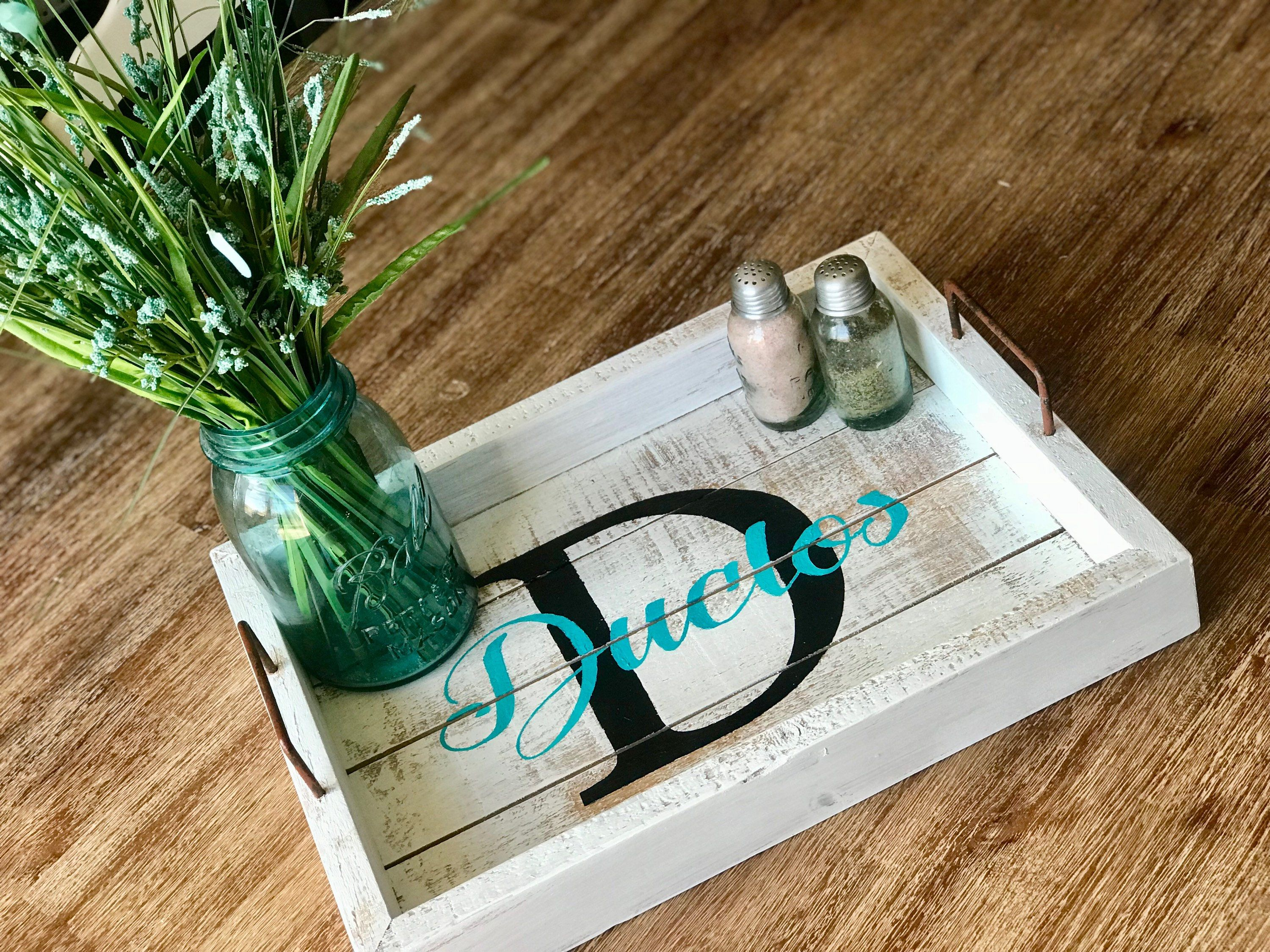 48+ White serving tray with handles ideas