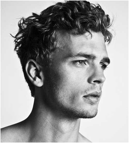 12 Nice Mens Short Curly Hairstyles Beatifull Mens Short Curly Hairstyles Boy Hairstyles Curly Hair Styles