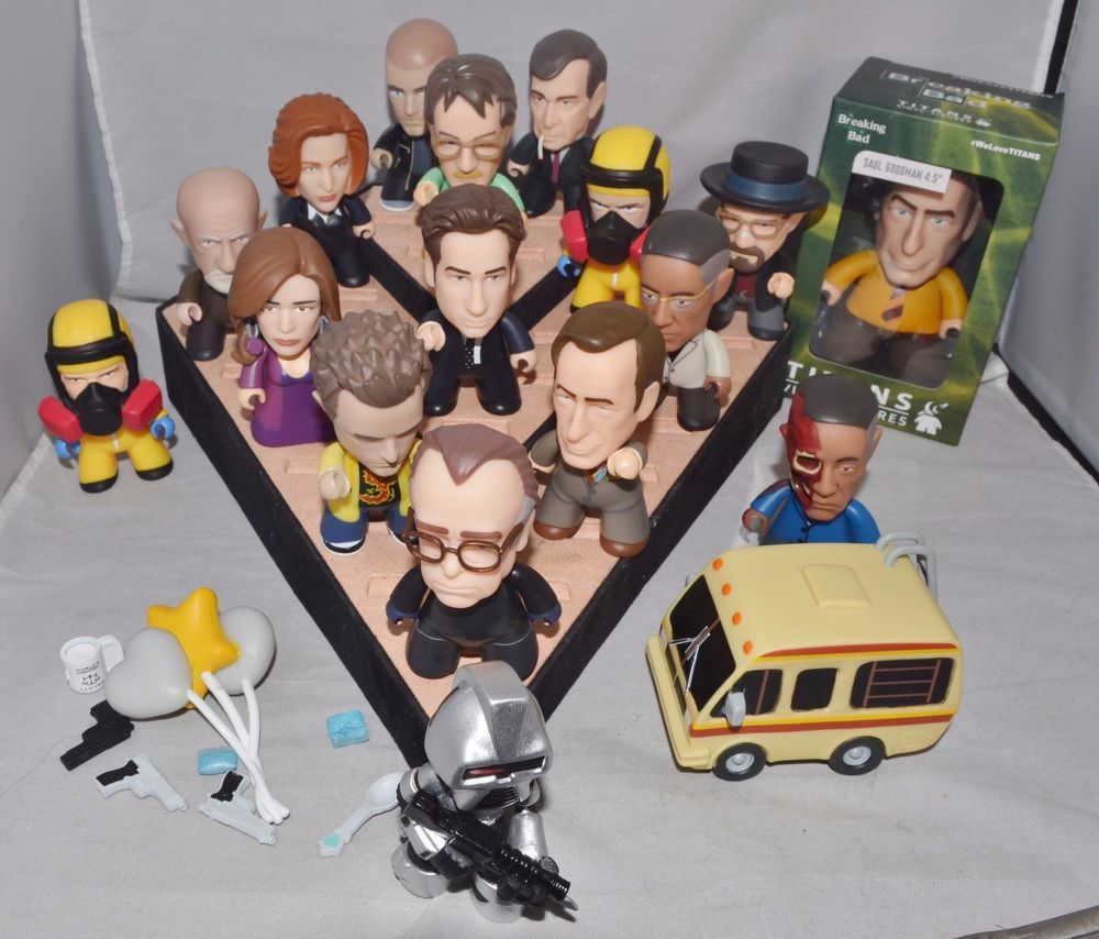 Details about Breaking Bad TITANS: The Heisenberg Collection