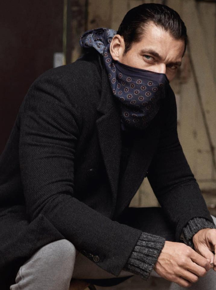 10 Men magazine by Paul Wetherell   Model: David Gandy