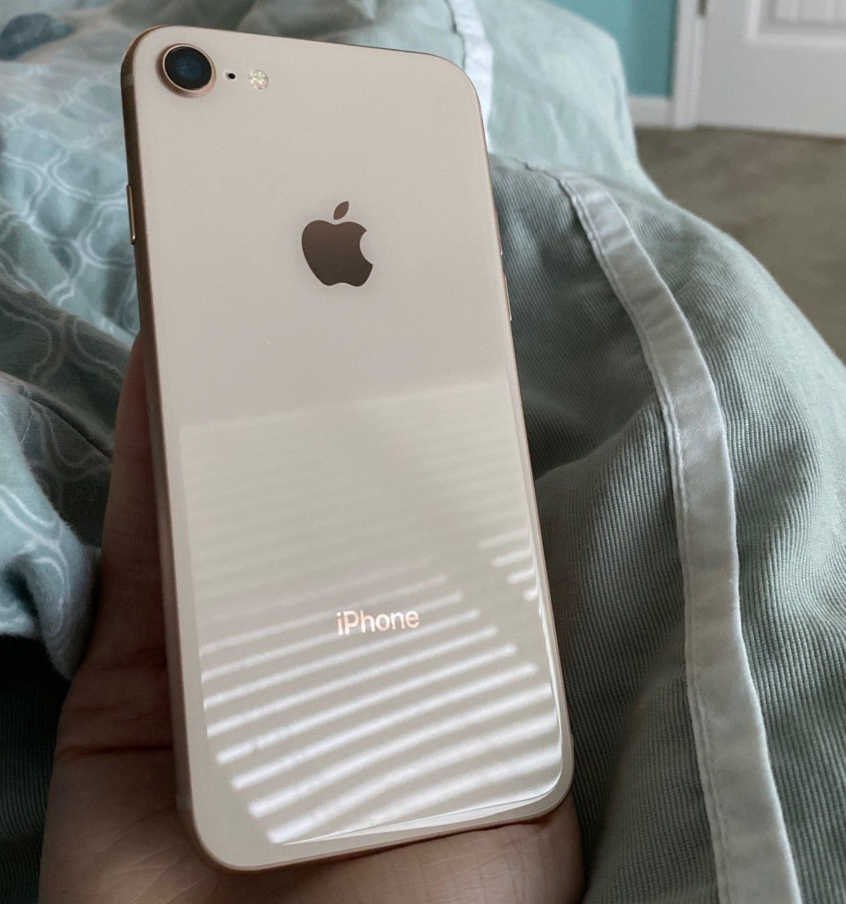 Iphone 8 Rose Gold Unlocked 64 Gb In 2021 Iphone Iphone 8 Apple Products