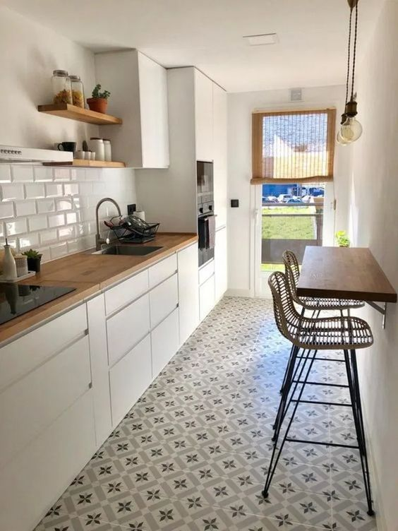 46 Chic Modern Farmhouse Kitchen Decor Ideas em 2020 ...