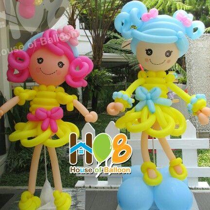 LALALOOPSY Balloon Sculpture Ma Sol Pinterest Globo