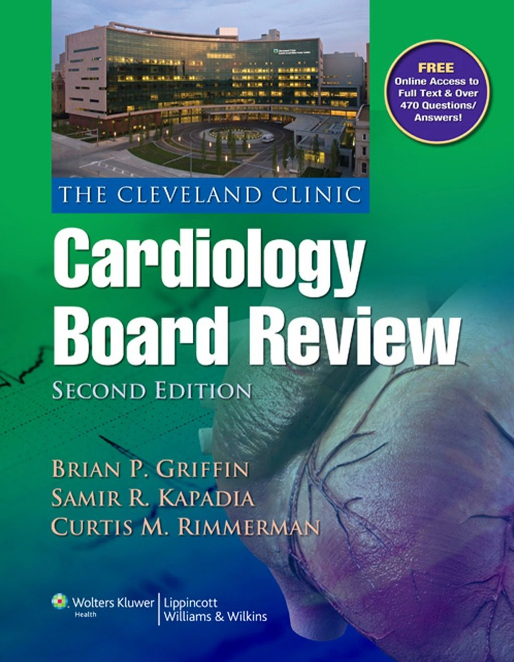 The Cleveland Clinic Cardiology Board Review (eBook Rental