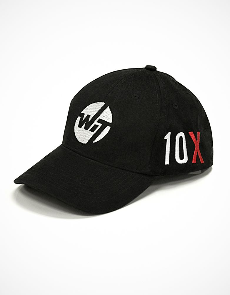 Whatever it Takes 10X Hat Black