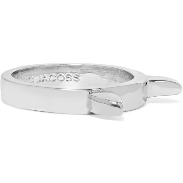 Marc by Marc Jacobs Cat Ears silver-tone ring (490 MXN) ❤ liked on Polyvore featuring jewelry, rings, silver, silver tone jewelry, marc by marc jacobs, silvertone jewelry, cat ears ring and marc by marc jacobs jewelry