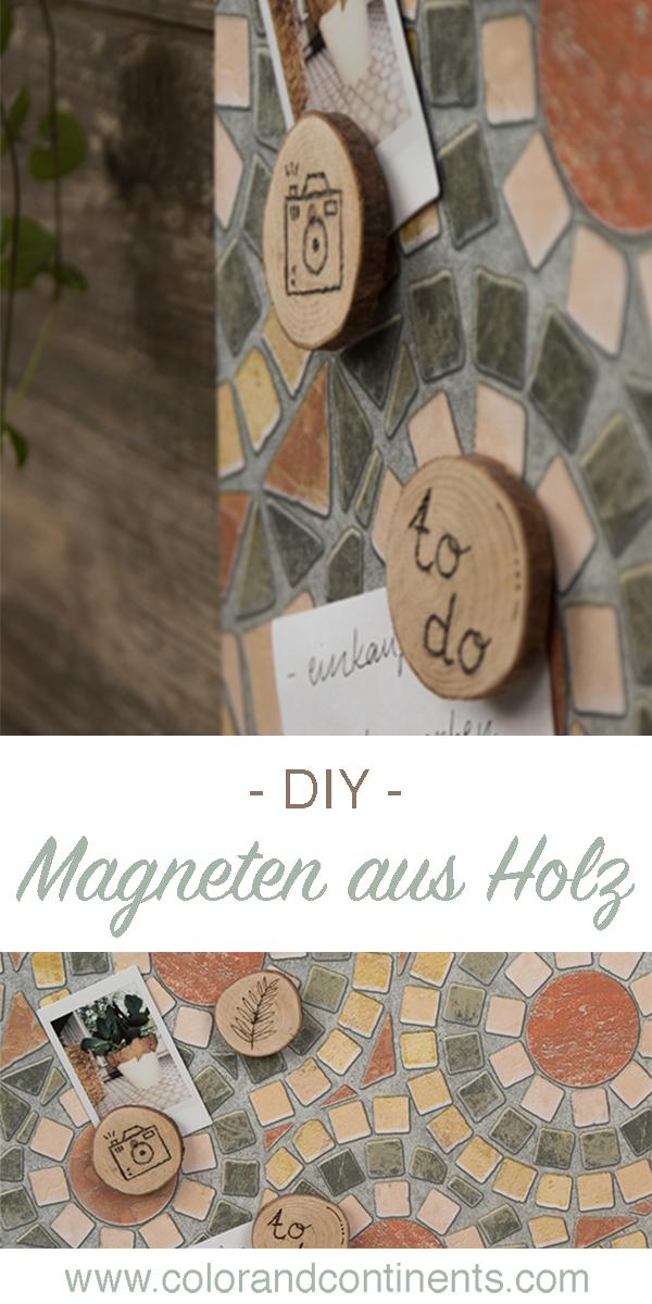 Diy Magneten Aus Holz Einfach Selber Machen Und Mit Lotkolben