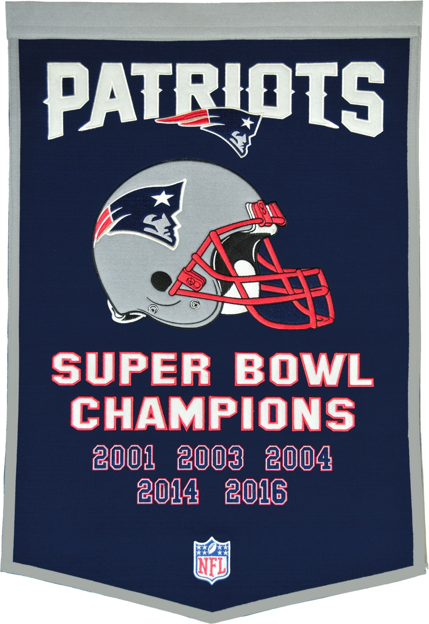 New England Patriots Dynasty Banner New England Patriots Home Nfl New England Patriots New England Patriots