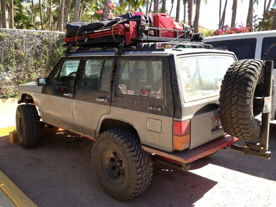 Overland Jeep Xj Jeep Cherokee Xj Jeep Xj Mods