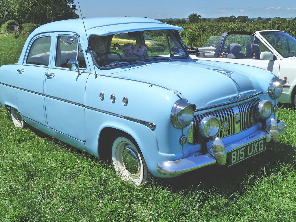 1957 Ford Zephyr 2nd Car Ford Zephyr Car Buying Ford
