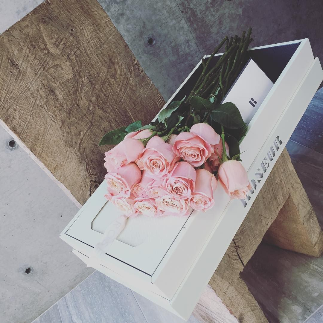 When a flower delivery arrives in beautifully wrapped packaging and when a flower delivery arrives in beautifully wrapped packaging and you want to keep it in the box thank you officialroseur fo izmirmasajfo