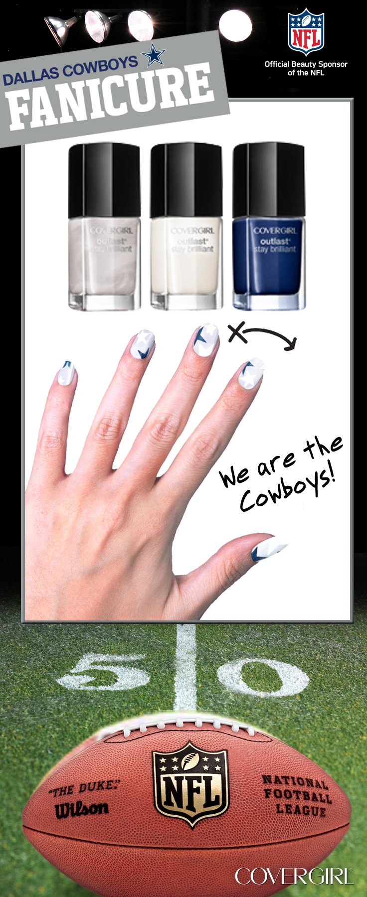 We are the Cowboys!