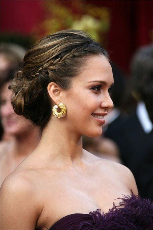 Oscar 2008 - Jessica Alba - Best Romantic Look