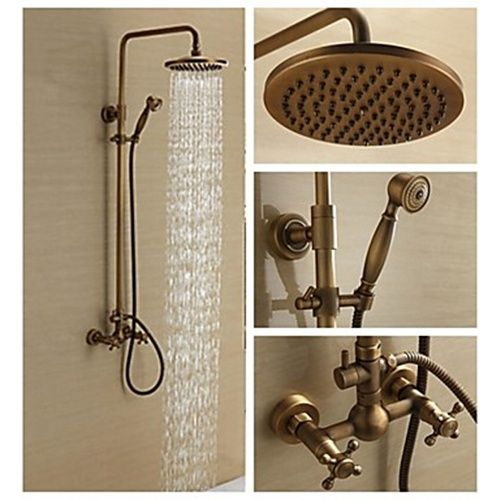 Specifications Specification Faucet Type Shower Faucet Features