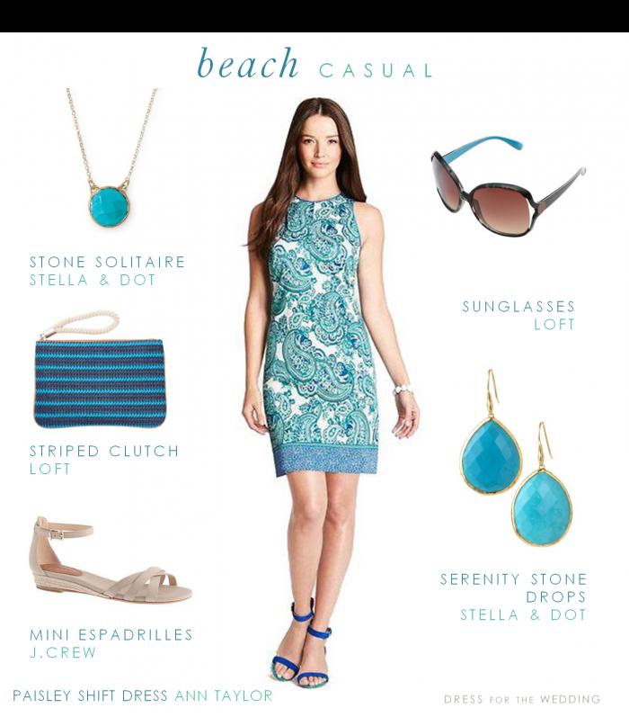 Dresses for a Casual Beach Wedding | Pinterest | Casual wedding ...