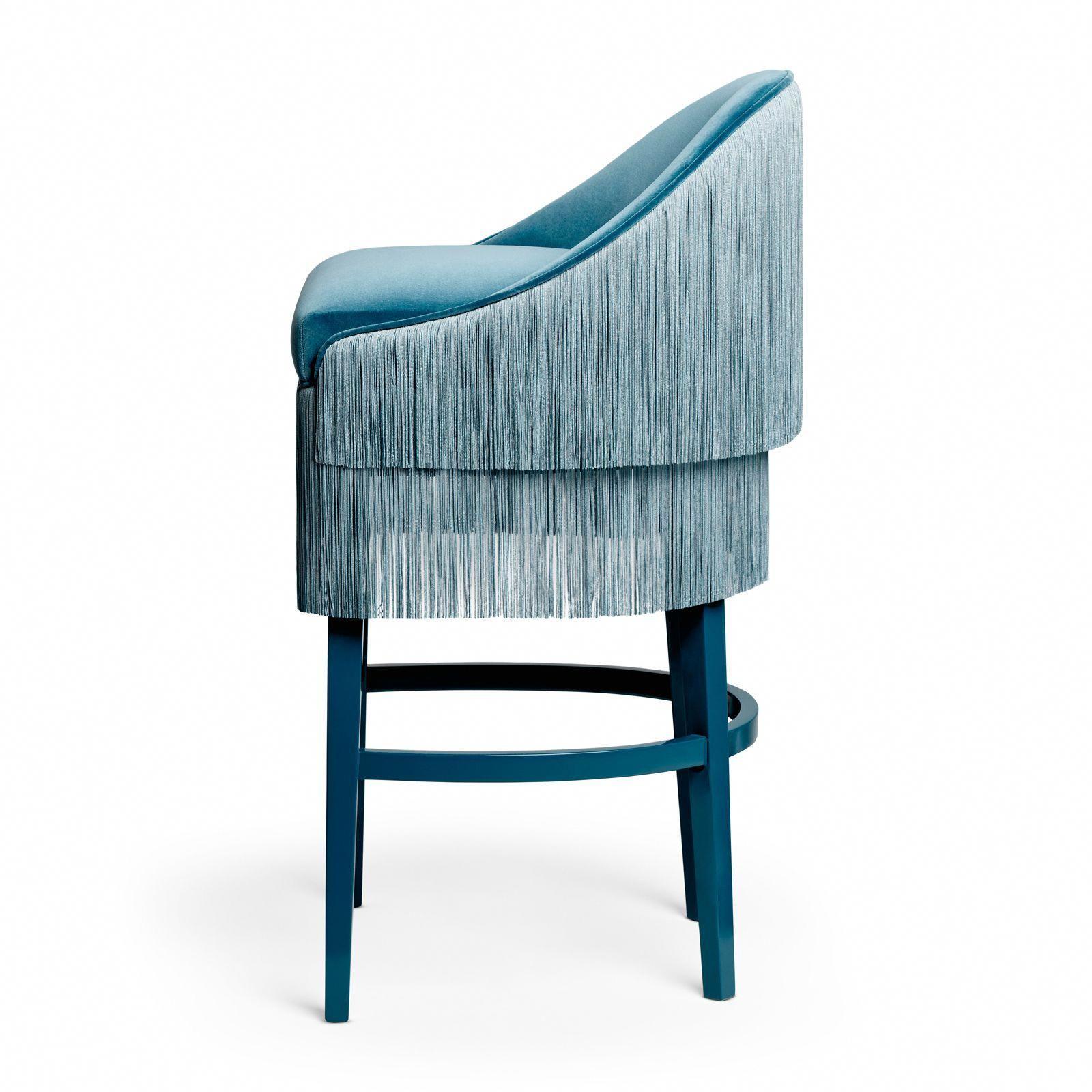 Office Bar Furniture: Fringes Bar Stool By Munna Design #smallhomebardecorideas