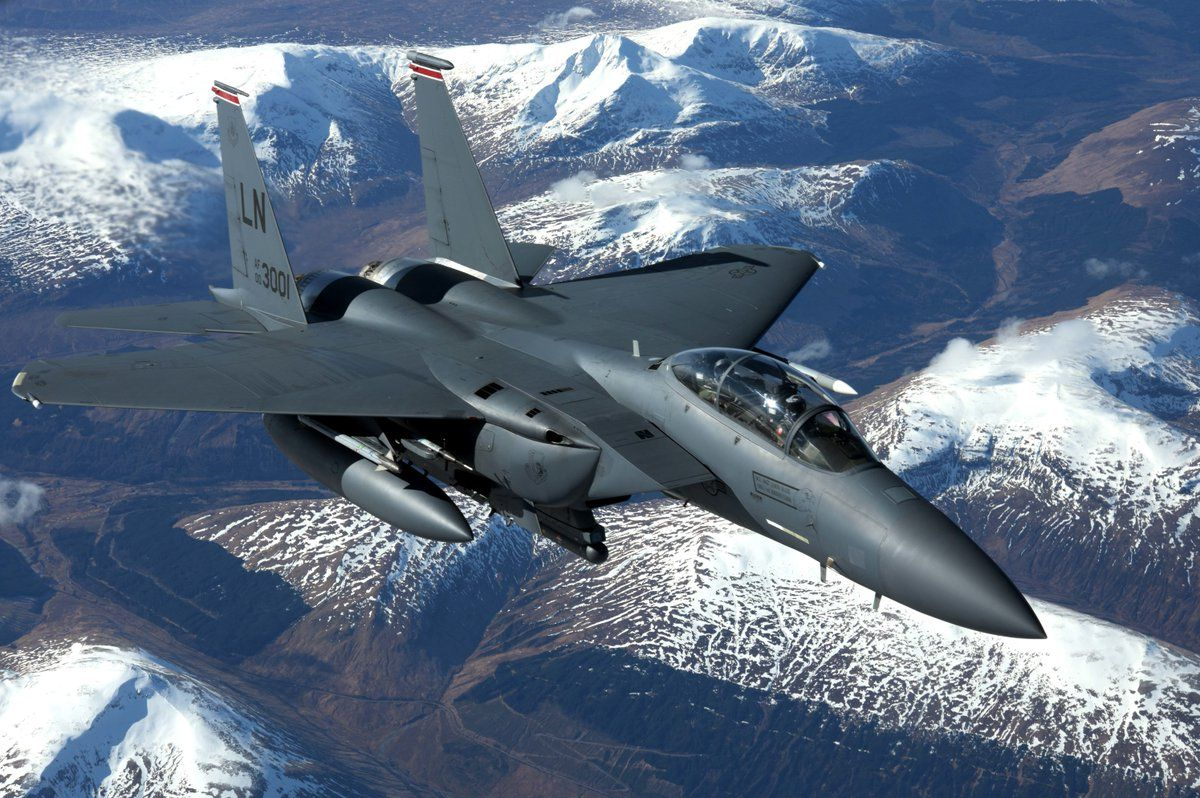 (8) Twitter Air force, Fighter jets, Military aircraft
